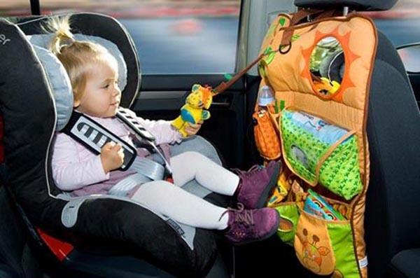 Автокресло для ребёнка своими руками